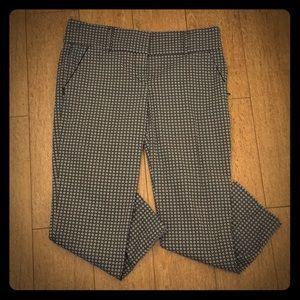 Ann Taylor print pants